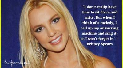 51 Britney Spears Quotes About Love | Iconic Britney Spears Quotes