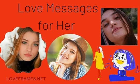 101 Most Touching Love Messages for Girlfriend